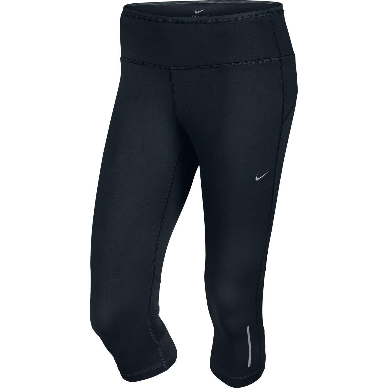 Nike Women's Epic Run Dri-Fit Capri Pants-XS