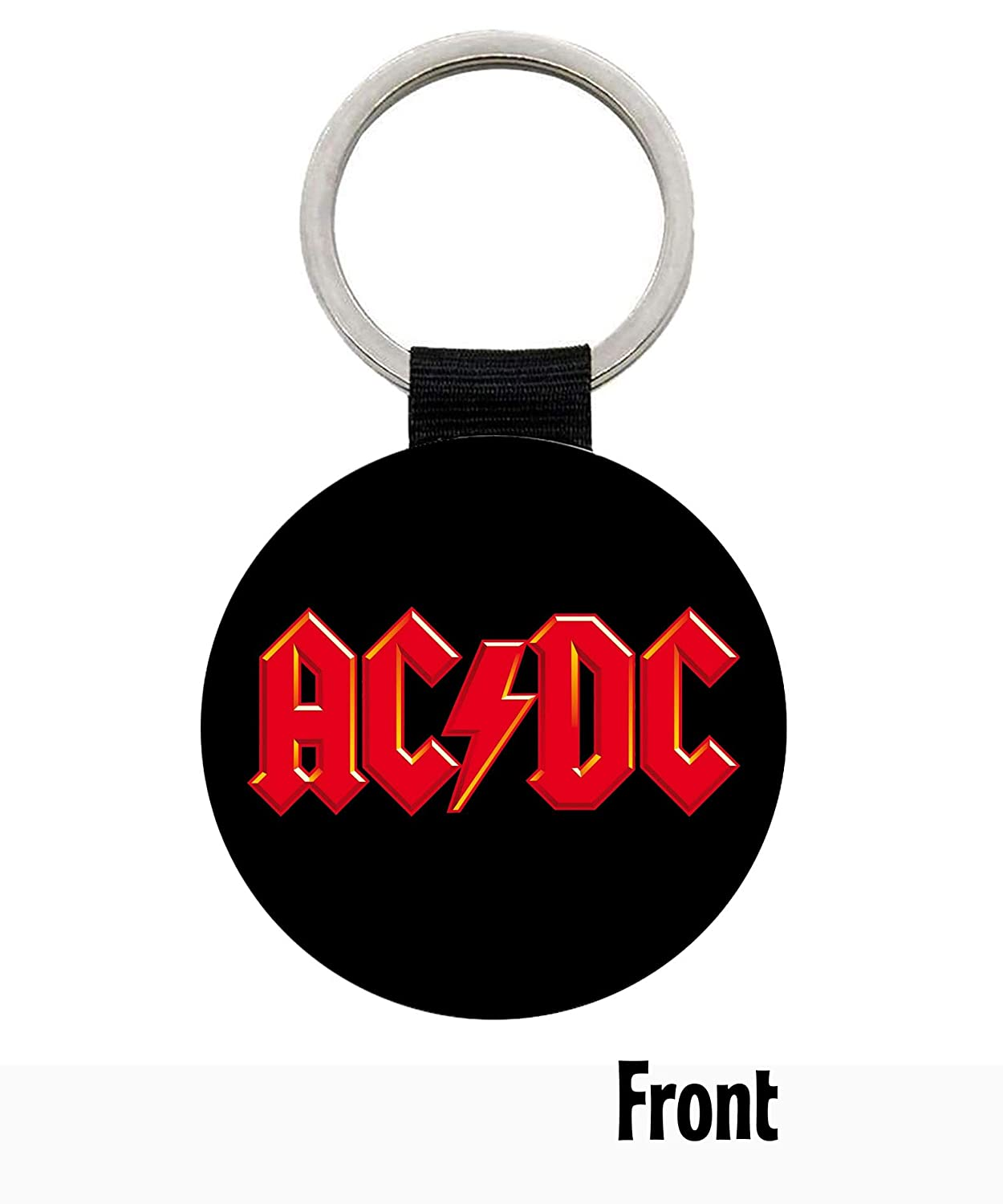 MasTazas AC/DC Highway To Hell ACDC Angus Young Llavero ...