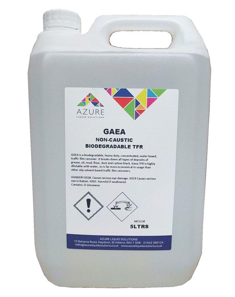 Gaea - Quitamanchas de tráfico biodegradables no cáusticas TFR muy ...