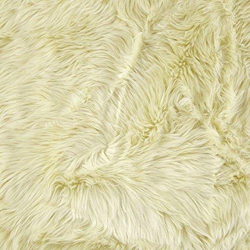 Shaggy Faux Fur Fabric - 60