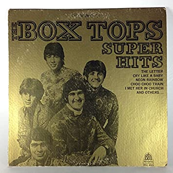 The Box Tops Super Hits Super Hits Amazon Music