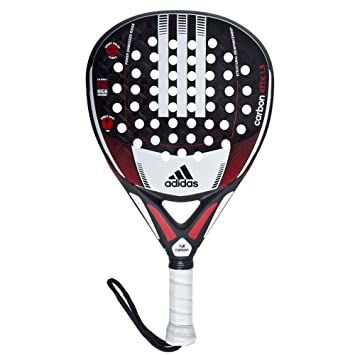 Amazon.com : adidas Racket Padel Padle Carbon ATTK 1.8 ...
