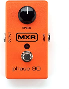 M-101 MXR M101 Phase 90 Guitar Phaser Shifter Guitar Effects Pedal