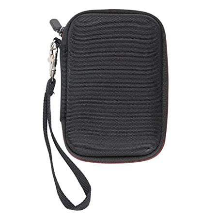 Disco Duro Bolsa Externo SSD Llevar Accesorios Portátil Cremallera ...