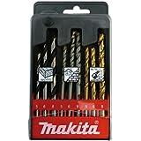 Makita D-08660 - Kit de brocas 9 pza.