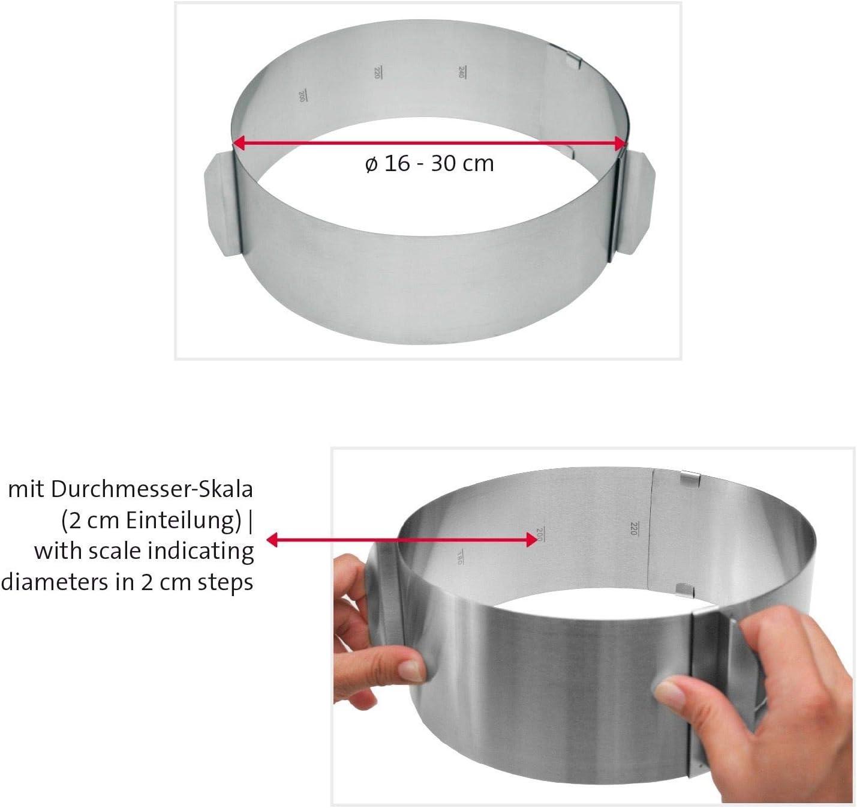 Westmark 31312260 Cercle /à g/âteau