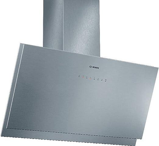 Bosch DWK098G51 - Campana (Canalizado/Recirculación, 850 m³/h, A, Built-under, LED, 209 Lux) Acero inoxidable: Amazon.es: Hogar