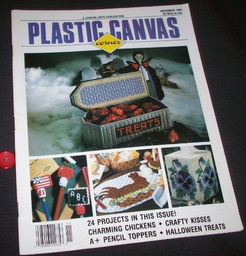Plastic Canvas Corner November 1992 (Volume 4, Number (Plastic Canvas Corner)