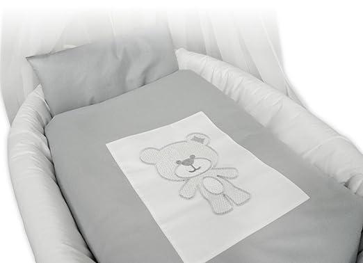 Stoff set teilig mit matratze für stubenwagen von waldin xxl