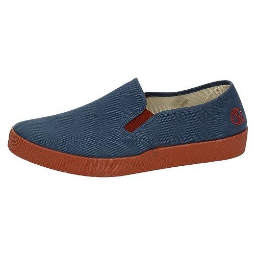 MADE IN SPAIN 3006/146 Bambas DE Lona Hombre Zapatillas: Amazon.es: Zapatos y complementos