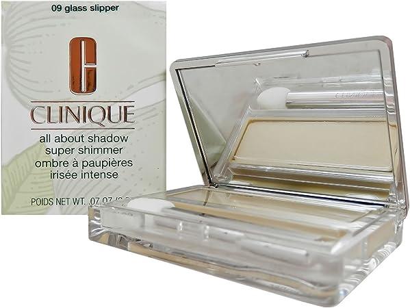Clinique All About Shadow Soft Matte Sombra de Ojos, Tono 09 Super Shimmer - 2.2 gr: Amazon.es: Belleza
