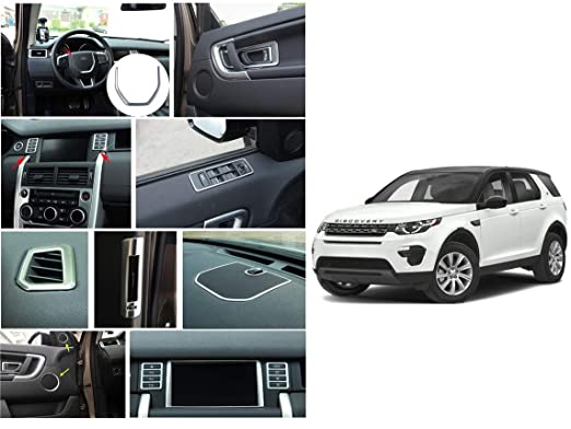 Land Rover Discovery Sport Accessories Australia