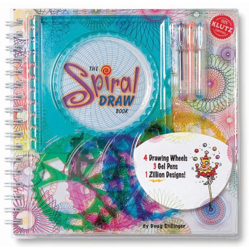 (Klutz) (Spiral Draw Book)
