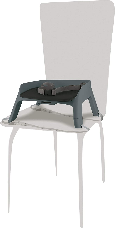 Migo design et confort Chaise haute /évolutive MADY 4 en 1 gris