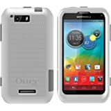 OtterBox Commuter Series Case for Motorola Photon Q - Retail Packaging - White (Discontinued by Manufacturer)