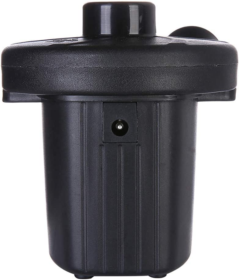 Electric Air Pump Pump 12V 230V Boat Pump Electric Pump Blower Pump New UK for Easter Day Big Sales Black HINK-Home Inflatable Pump