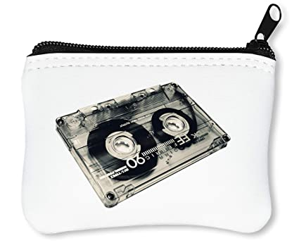 Old Cassette Hipster Fashioned Photo Artwork Billetera con ...