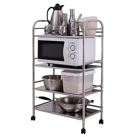 Estantes de cocina XHmeilianxd para microondas, cocina, horno ...