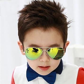 LMB Niños Gafas de Sol Niños Gafas de Sol Color Niños Niños ...