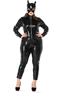 Amazon.com: H&ZY - Mono de mujer para Halloween, color negro ...