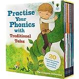 牛津阅读树系列21册 自然拼读 牛津树分级全套 Oxford Reading Tree Practice Your Phonics 经典童话故事英文原版绘本 有音频 牛津英文故事 英语学习教材 [平装] [Jan 01, 2014] Various [平装] [Jan 01, 2014] Various [平装] Various