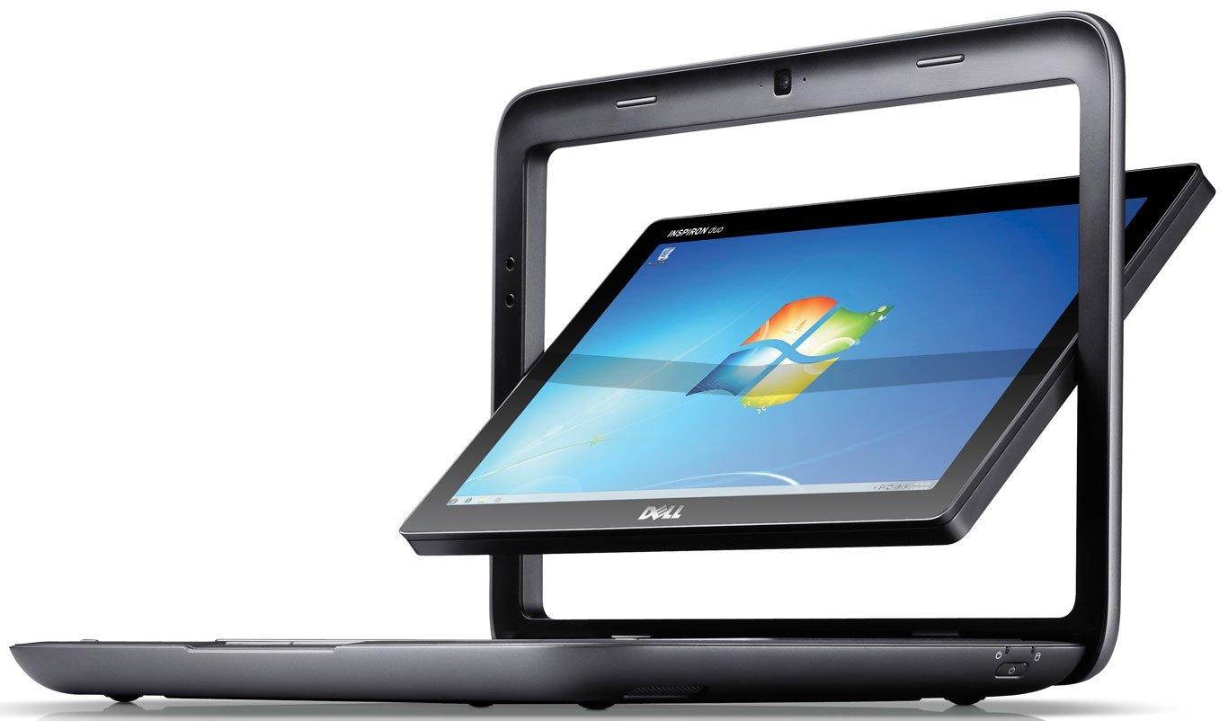 Amazon com: Dell Inspiron Duo Atom N570 Dual-Core 1 66GHz 2GB 320GB