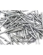 Stalen nagels gegroefd, gehard, betonnagels