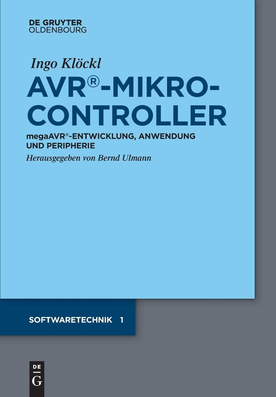 Avr Mikrocontroller (Softwaretechnik)