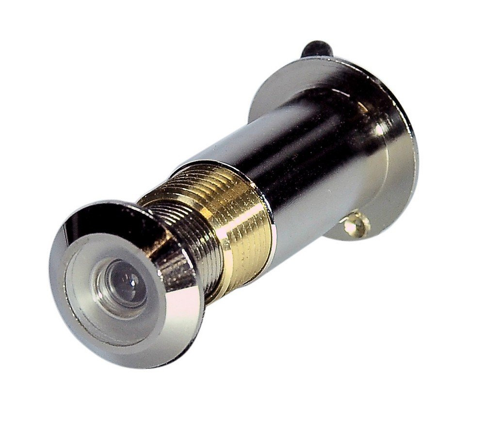 Jourjon Jean 013523 Espion Judas optique Chromé 26-65 mm Argent
