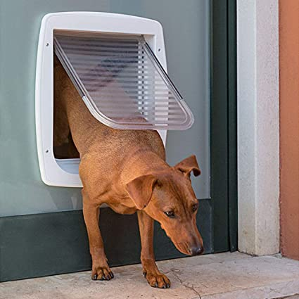 Ferplast Puerta oscilante modelo 07 Tunnel para perros