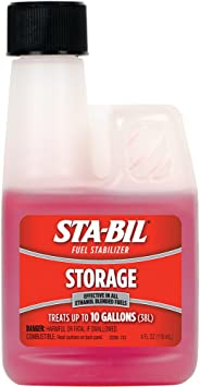 STA-BIL 22205-12PK Fuel Stabilizer Counter Display, (Pack of 12)