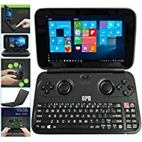 LANRUO GPD WIN Aluminum Shell Version X7-Z8750 June 5 Update Gamepad Laptop NoteBook Tablet PC 5.5' Handheld Video Game Console Windows Bluetooth 4.1 4GB/64GB