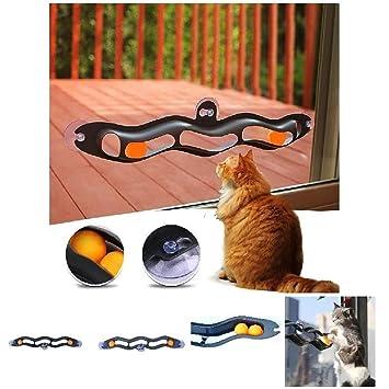 Huhuswwbin Juguetes interactivos para Gatos, Juguete ...