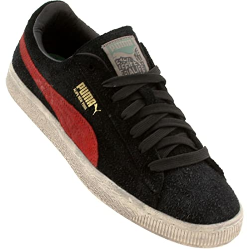 f6a3bafdf097 PUMA Men s Suede X Alife Black 358407 02 (Size  8)  Amazon.ca  Shoes ...