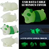 Joint Glow In the Dark Cable BITE for iPhone