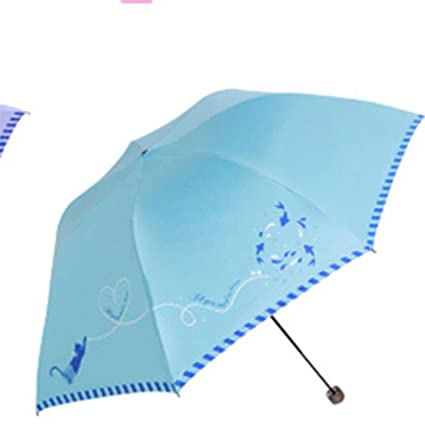 Reinhar Beach Folding Sun Umbrella UV Protection Women Paraplu Paraguas Hombre Waterproof Sun Big Umbrella Rain
