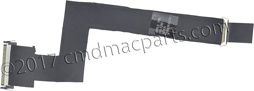 "New LCD Video Screen Display Flex Cable 593-1280-A for iMac 21.5/"" A1311 2010"