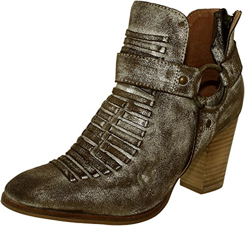 Ariat Mujeres Desenfilada Jaelle New West Metallic