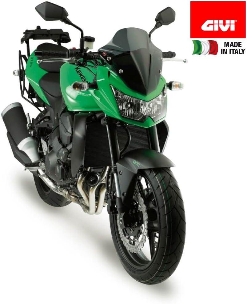 Givi/ /parabrezza cupolino Spoiler Fume 34/cm Spoiler Kawasaki Z750 07//13/A446