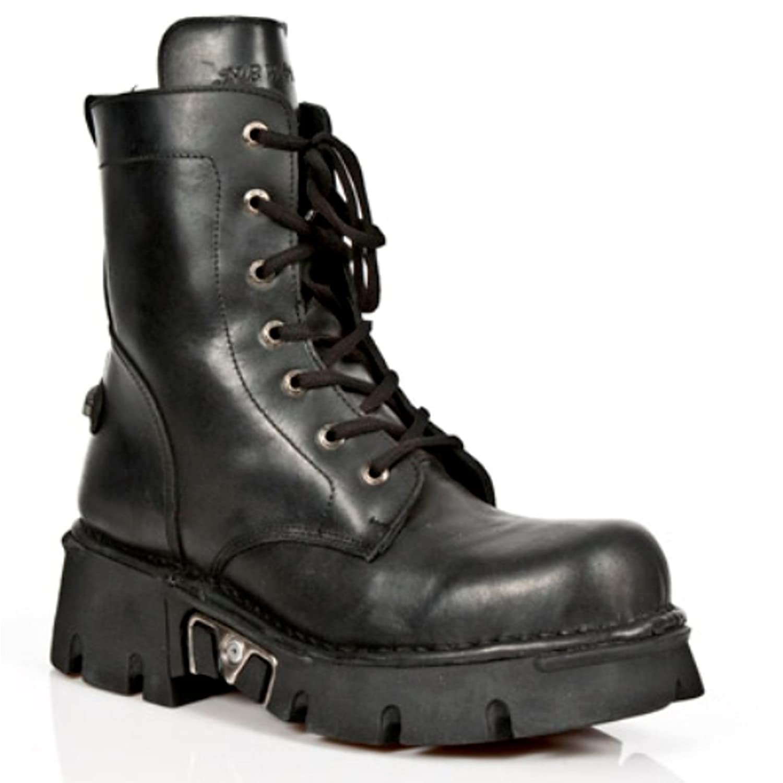 NEWROCK NR M.563 S1 Noir - Bottes New Rock - Unisexe: Amazon.fr: Chaussures  et Sacs