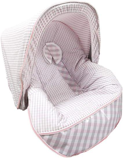 Babyline Summer - Colchoneta para silla grupo 0, color rosa ...