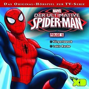 Der ultimative Spiderman 5 Hörspiel