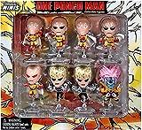 One Punch Man Saitama Mini Figure Box, Set of 8