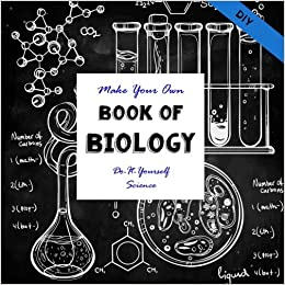 Diy biology make your own book do it yourself science diy biology make your own book do it yourself science notebooks for creative people volume 8 sarah janisse brown 9781517122683 amazon books solutioingenieria Images