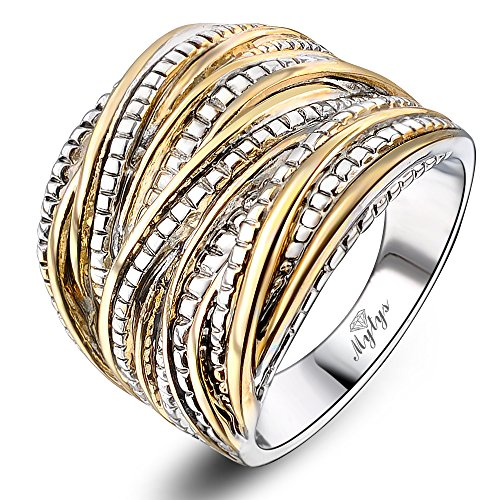Mytys 18k Gold Plated Vintage