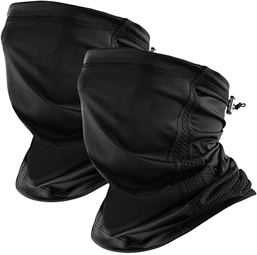 Details about  /Cooling Summer Face Coving Neck Gaiter Bandana Riding Scarf Breathable Balaclava