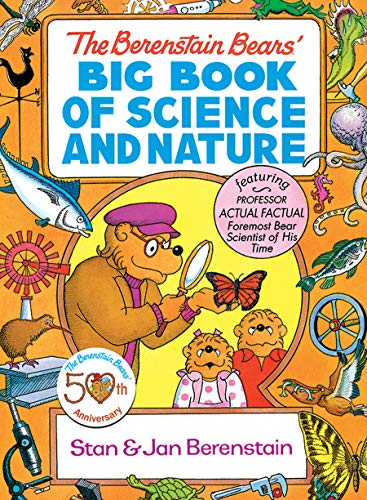 The Berenstain Bears' Big Book of Science and Nature (Dover Children's Science Books)