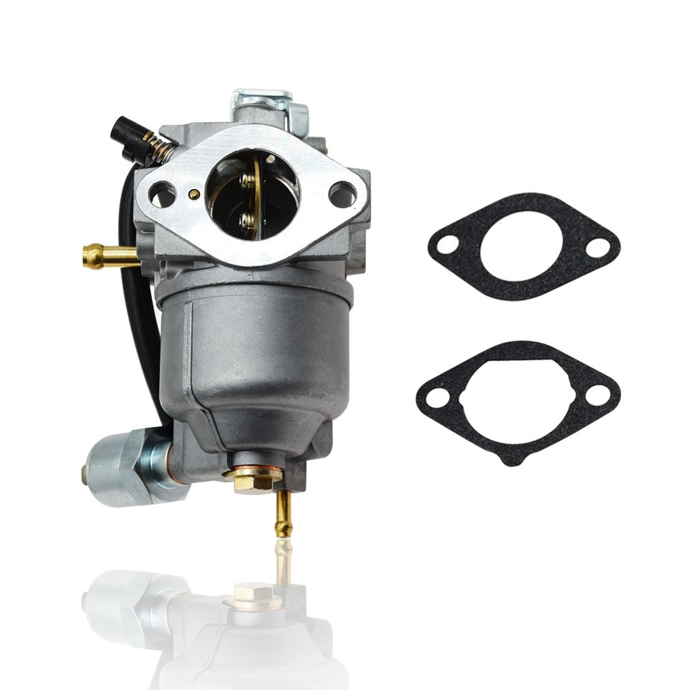 Carbpro AM128355 Carburetor Carb Replacement with Gasket Kits for John Deere 2317 2718 9330 LX188 LX279 LX289 17HP Lawn Tractor for Kawasaki FD501V Engine Replace 15003-2653
