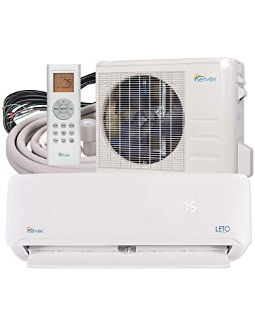 Senville SENL Split Air Conditioner and Heat Pump, Mini