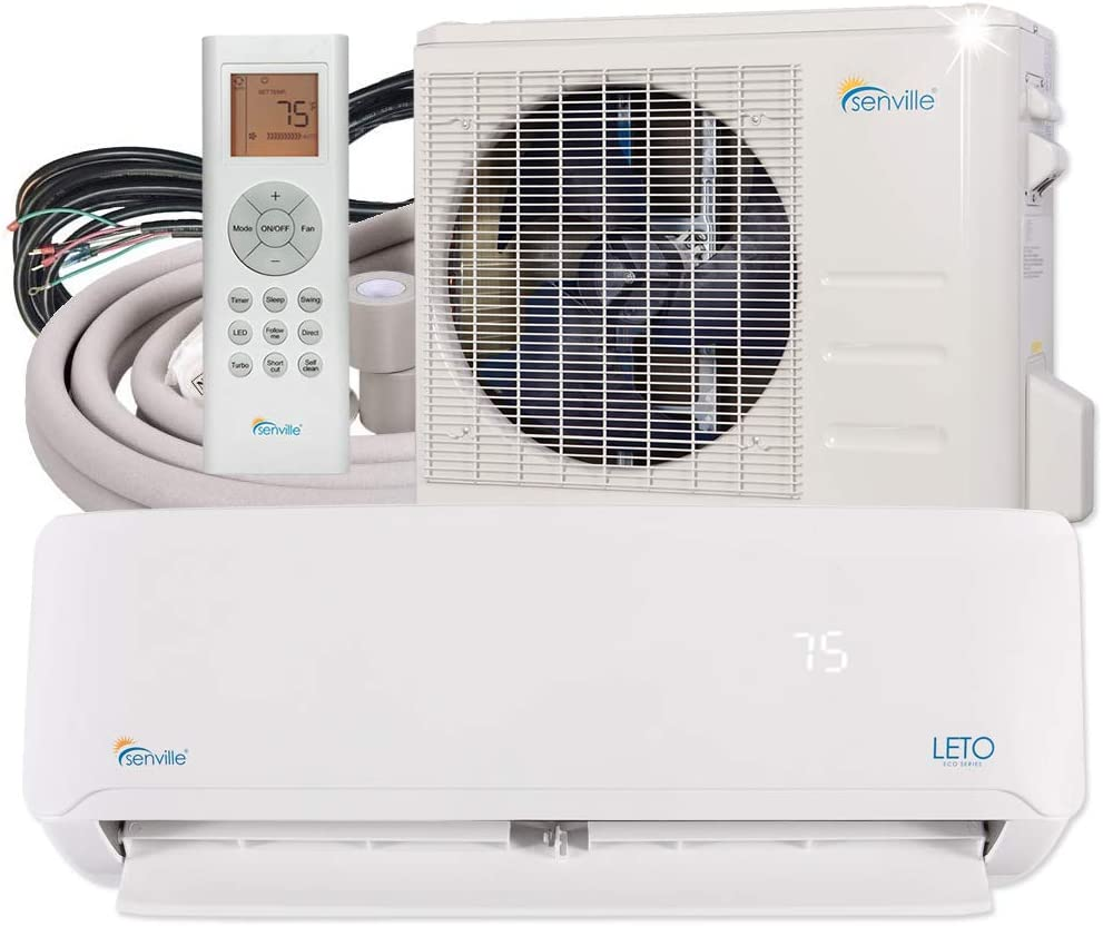 Top 10 Best Split Air Conditioner Reviews in 2020 6